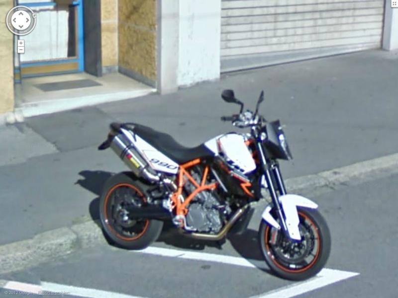 STREET VIEW : Les motos en tout genre ! - Page 3 Ktm10