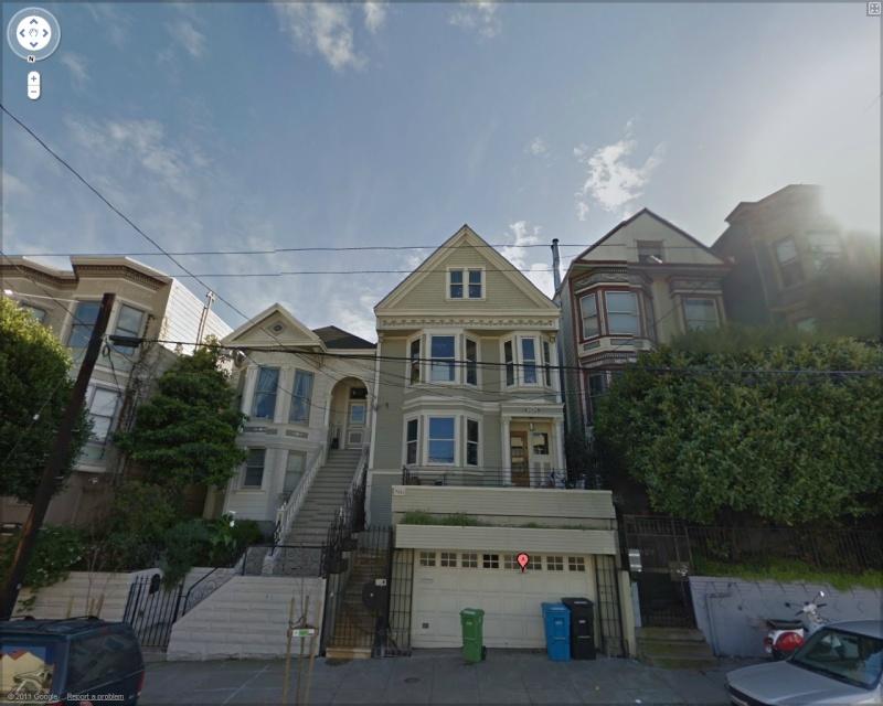 STREET VIEW : bâtiments insolites, hors normes, connus... - Page 3 Maison11