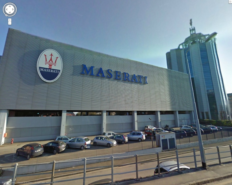 STREET VIEW : les usines Masera11