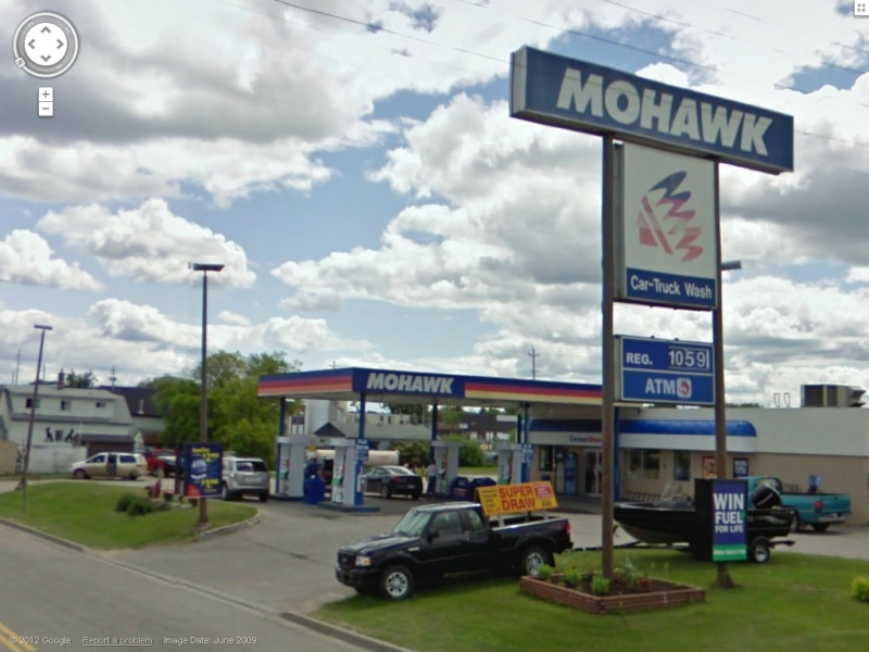 STREET VIEW : les enseignes de stations carburant / essence - Page 3 Mohawk10