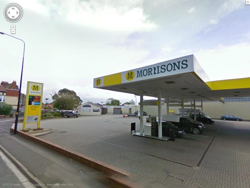 STREET VIEW : les enseignes de stations carburant / essence - Page 3 Morris10