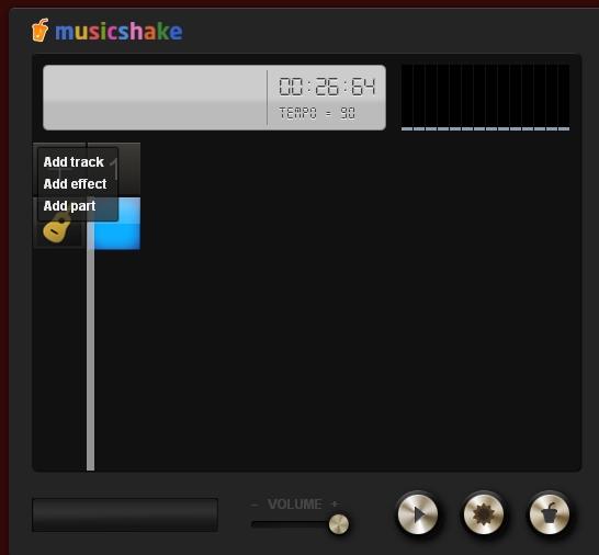 Musicshake Music810