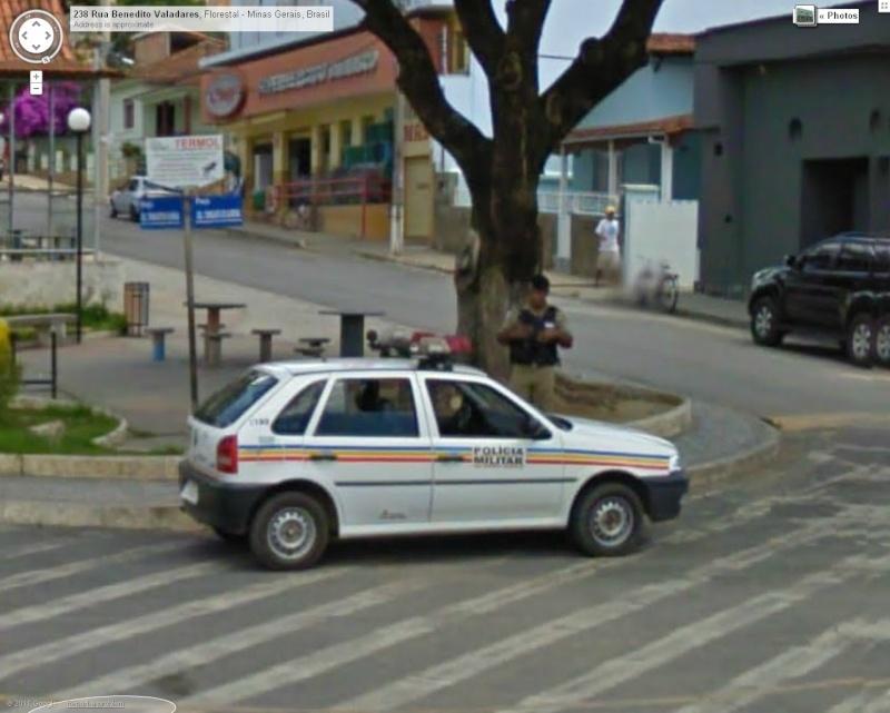 STREET VIEW : véhicules de police du monde - Page 8 Polo10