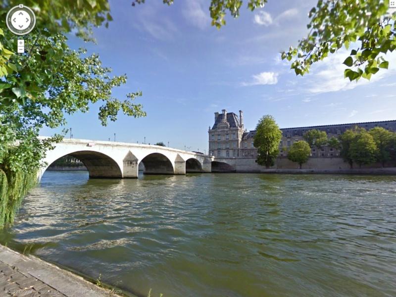 - Street View : Lieux représentés sur des peintures célèbres (ou un peu moins) Pont_r10