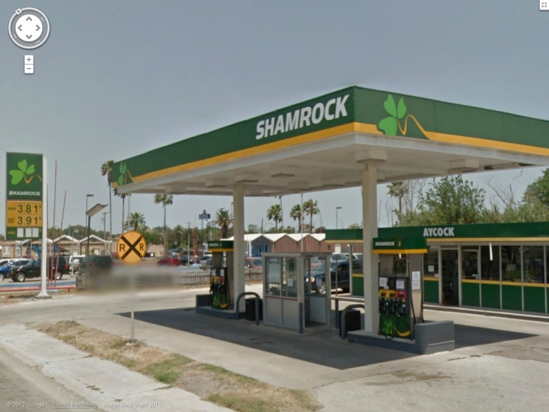 STREET VIEW : les enseignes de stations carburant / essence - Page 3 Shamro10
