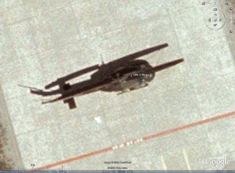 Hélicoptères militaires dans Google Earth - Page 14 Uh110