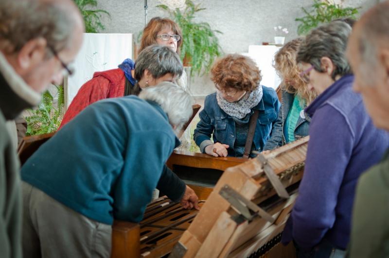 Dim. 22 Avril 2012 - Le printemps de l'harmonium autour de Cintegabelle (31) Dsc_2223