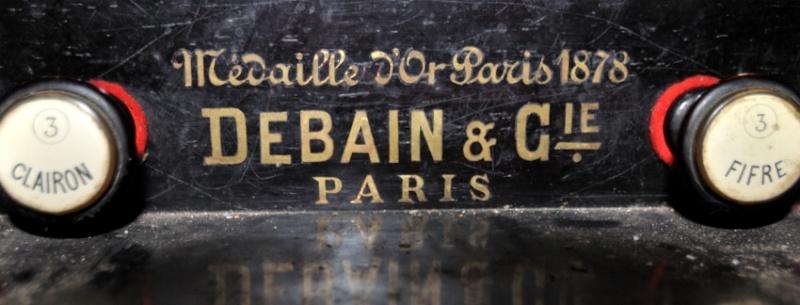 Debain & Cie à deux claviers n° 29695 - 38337 Dsc_5112