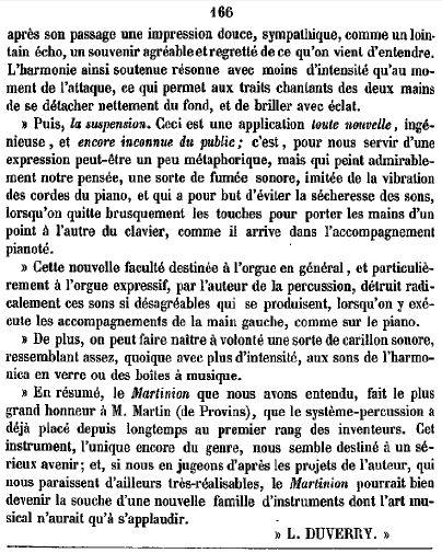 Martin de Provins : Le martinion, la percussion, l'expression différentielle ... Revue_13