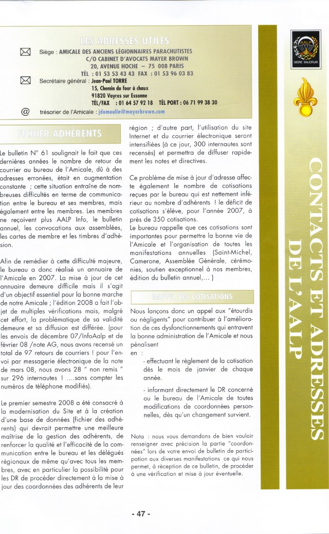 Bulletin n°62 AALP - Page 2 Page_420