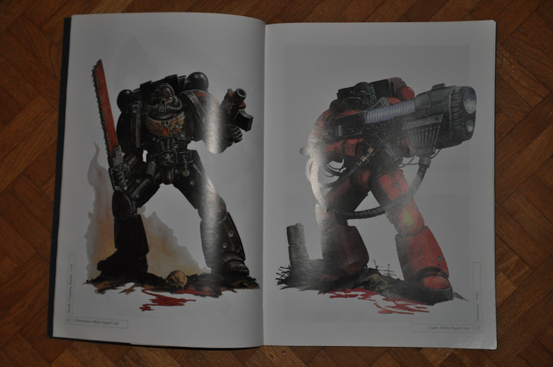 Les Artbooks sortis chez BLack Library Photo215