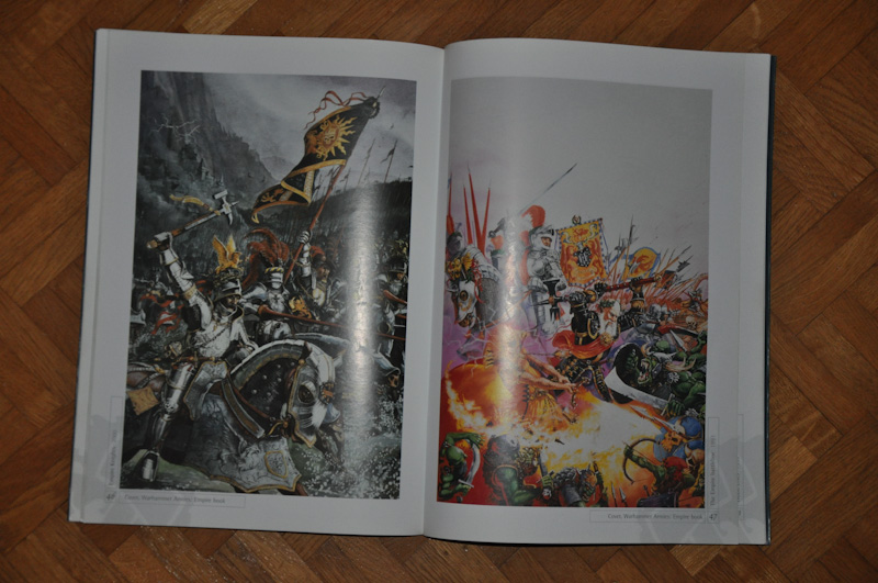 Les Artbooks sortis chez BLack Library Photo216