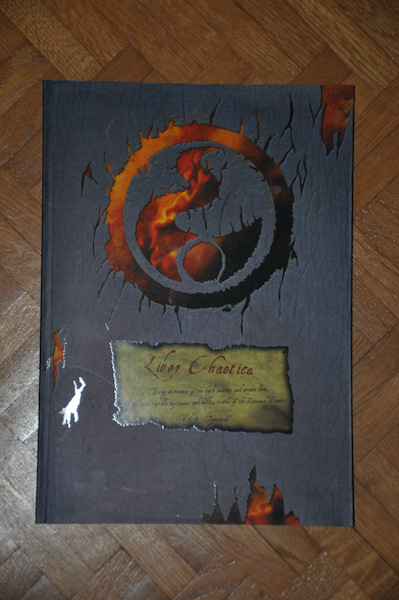 Les Artbooks sortis chez BLack Library Photo221