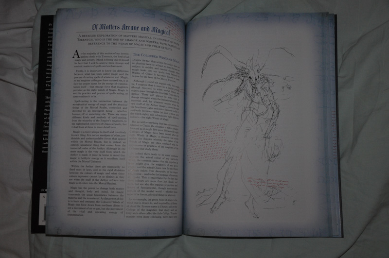 Les Artbooks sortis chez BLack Library Photo224