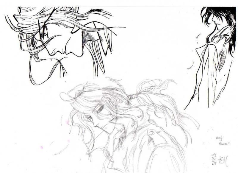 Mis Dibujos! =3  //voy progresando de a poquito// Img01410