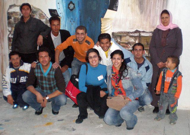 ملتقى العيون للفنون التشكيلية 2007 Isamk010