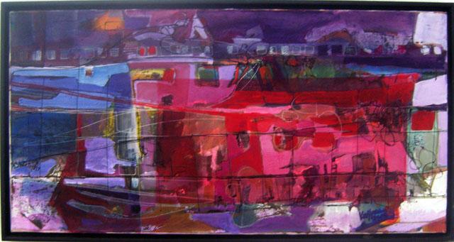 معرض اتحاد الفنانين التونسيين في ربيع الفنون بالقيروان 2008 Xl803913