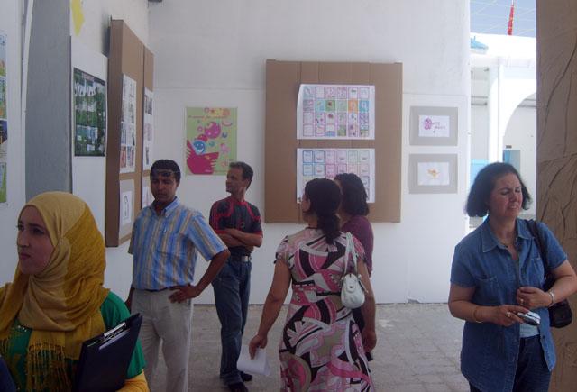 المعرض البيداغوجي جوان 2008 - isamk Xl804813