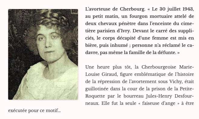 Ces femmes qu'on guillotina - Page 5 Giraud10