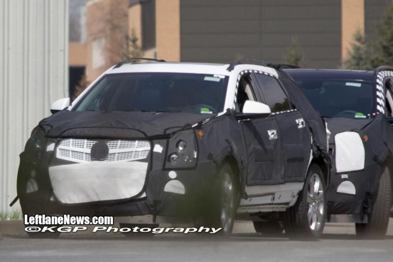 [Cadillac] SRX II Brx-210