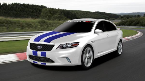 [Ford] Taurus 2010 Medium12