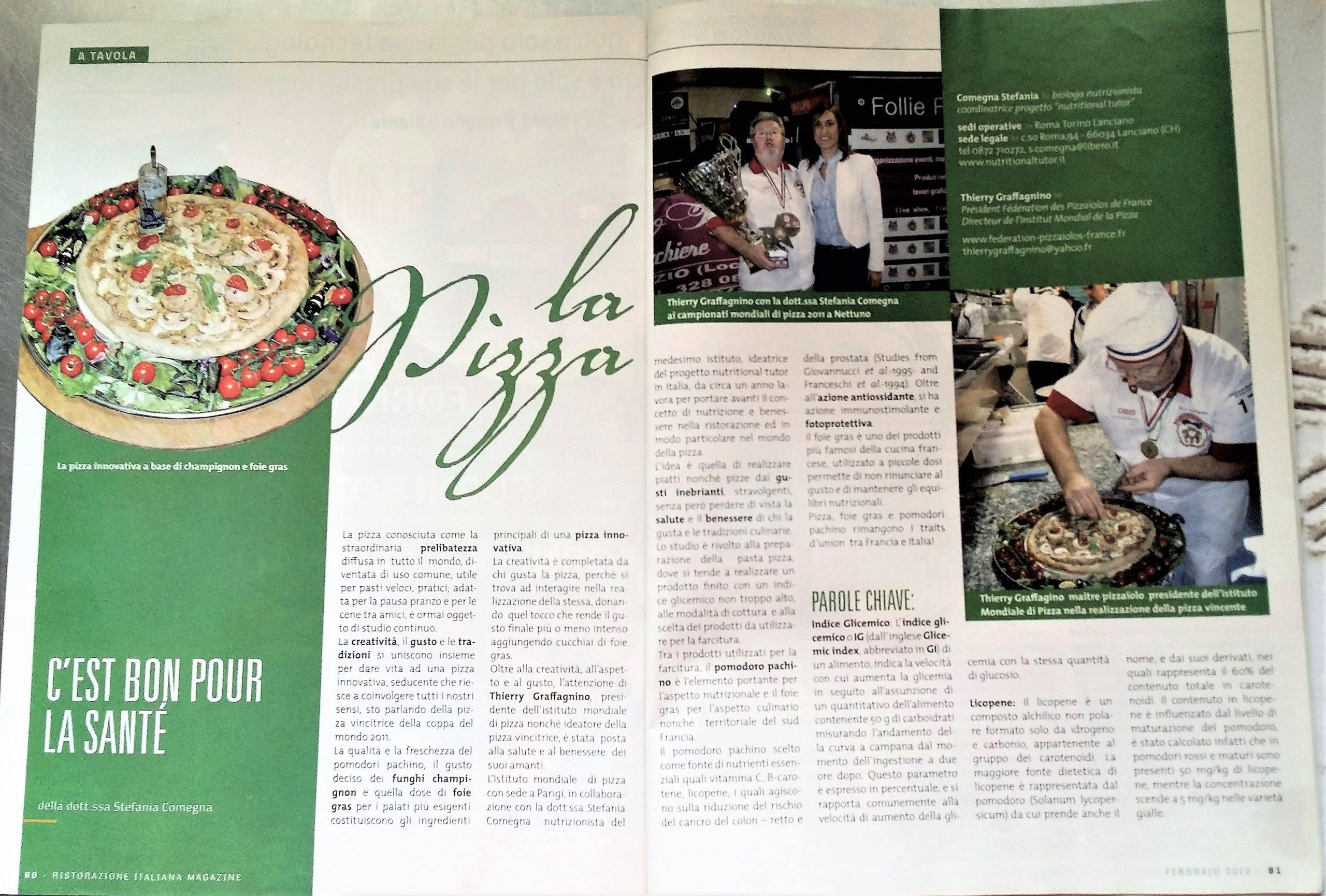 Santé du pizzaiolo  20140811