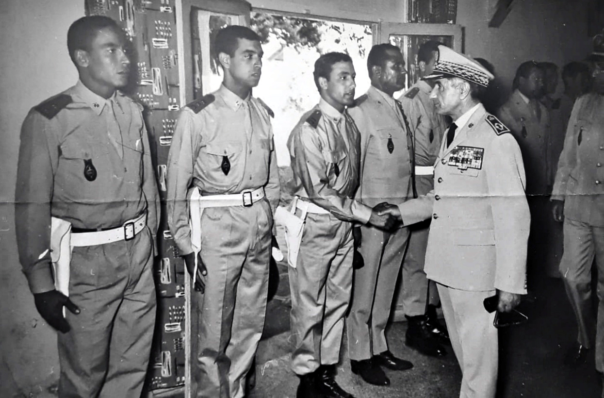 Hommage à Feu le Commandant Ali Bezzaa 0311