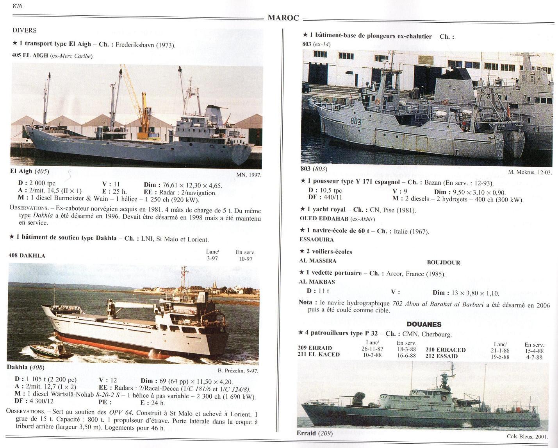 Articles à propos de la Marine Royale Marocaine 08-00610