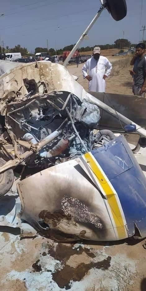Crashs au Maroc 11822510