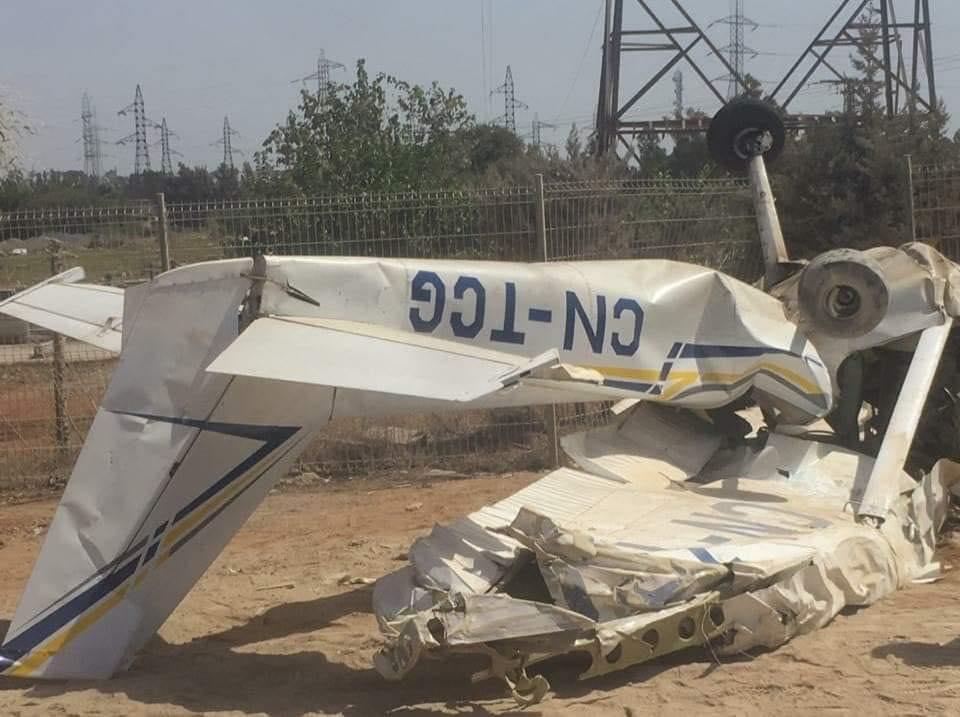 Crashs au Maroc 11824810