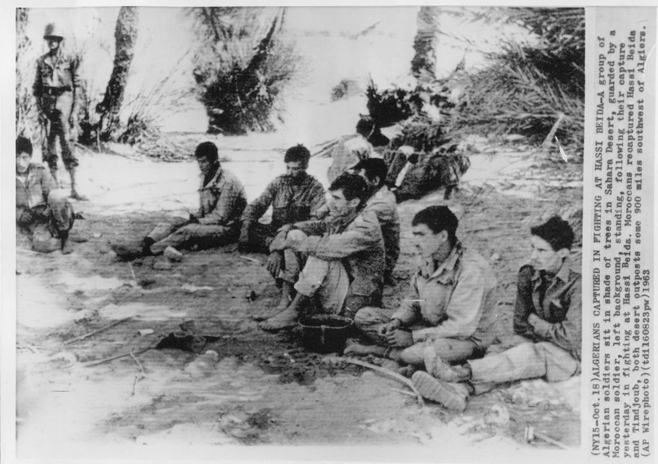 Photos - Guerre des Sables - 1963 - Page 8 500_510