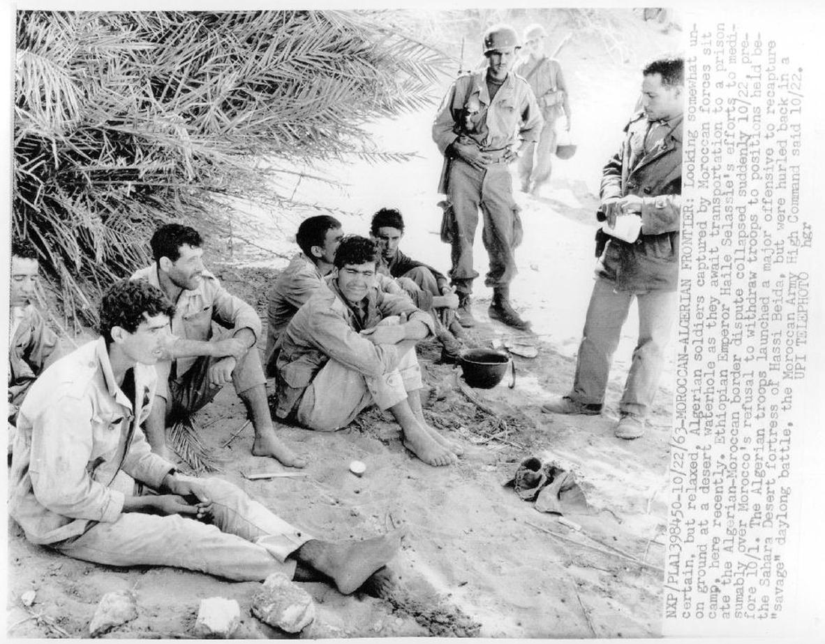 Photos - Guerre des Sables - 1963 - Page 8 500_610