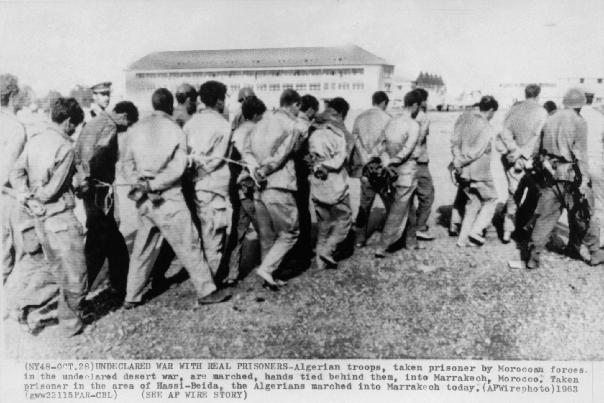Photos - Guerre des Sables - 1963 - Page 8 500_810