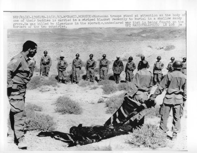 Photos - Guerre des Sables - 1963 - Page 8 500_910