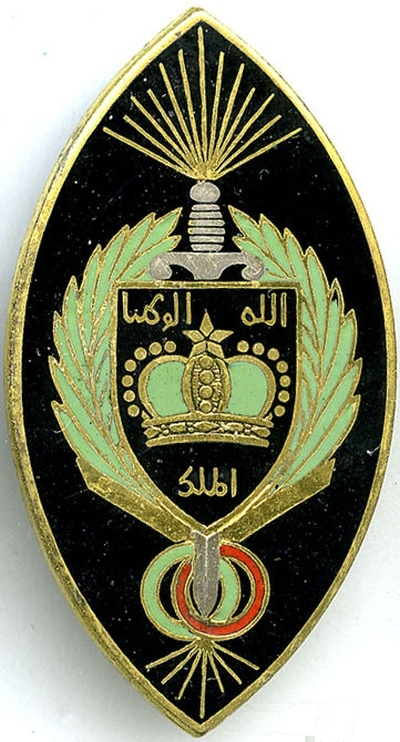 Unités, Grades et insignes dans les FAR / Moroccan Units and Ranks - Page 5 Clipb101