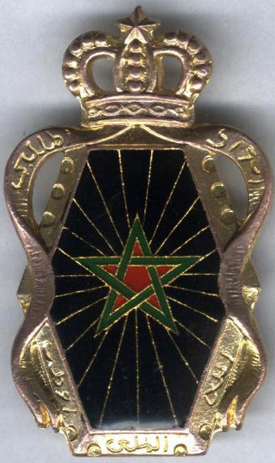 Unités, Grades et insignes dans les FAR / Moroccan Units and Ranks - Page 5 Clipb109