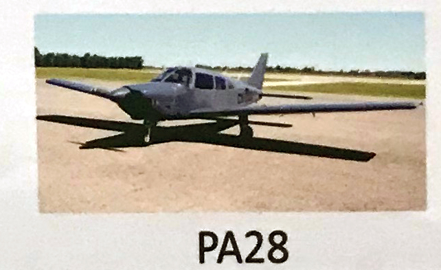 Piper PA-28-181 Archer Clipb142