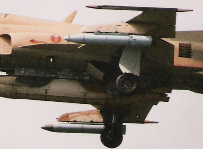 Northrop AN/AAQ-8 Clipb148