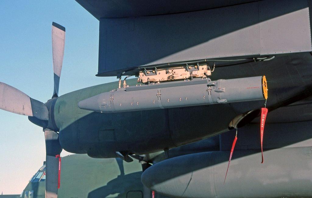 Northrop AN/AAQ-8 Clipb152