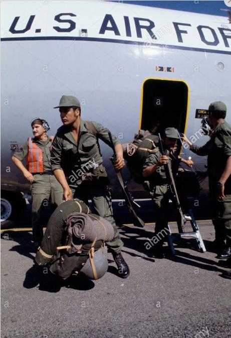 Les F.A.R. au Zaïre Shaba II - 1978 Clipb242