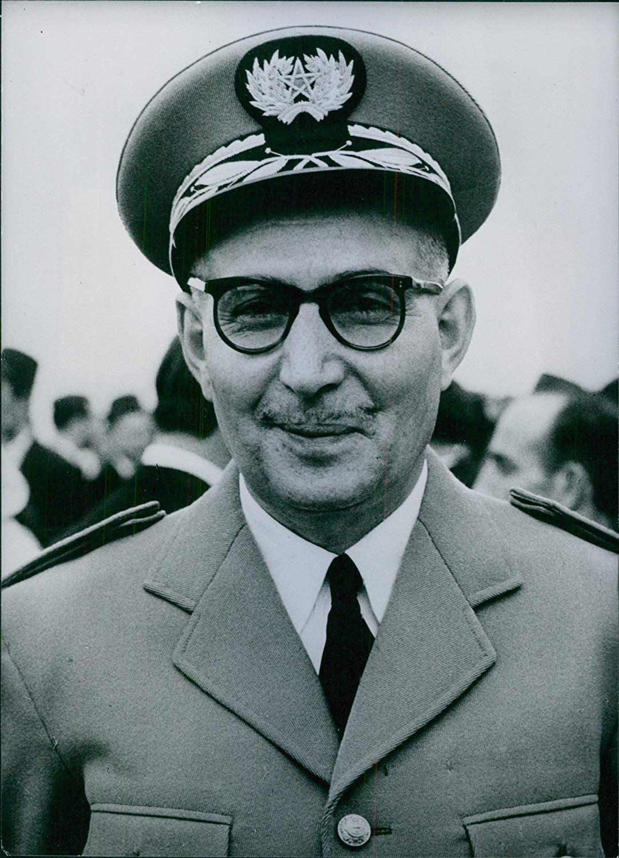 Benhammou El Kettani 1er Général des FAR Clipb244