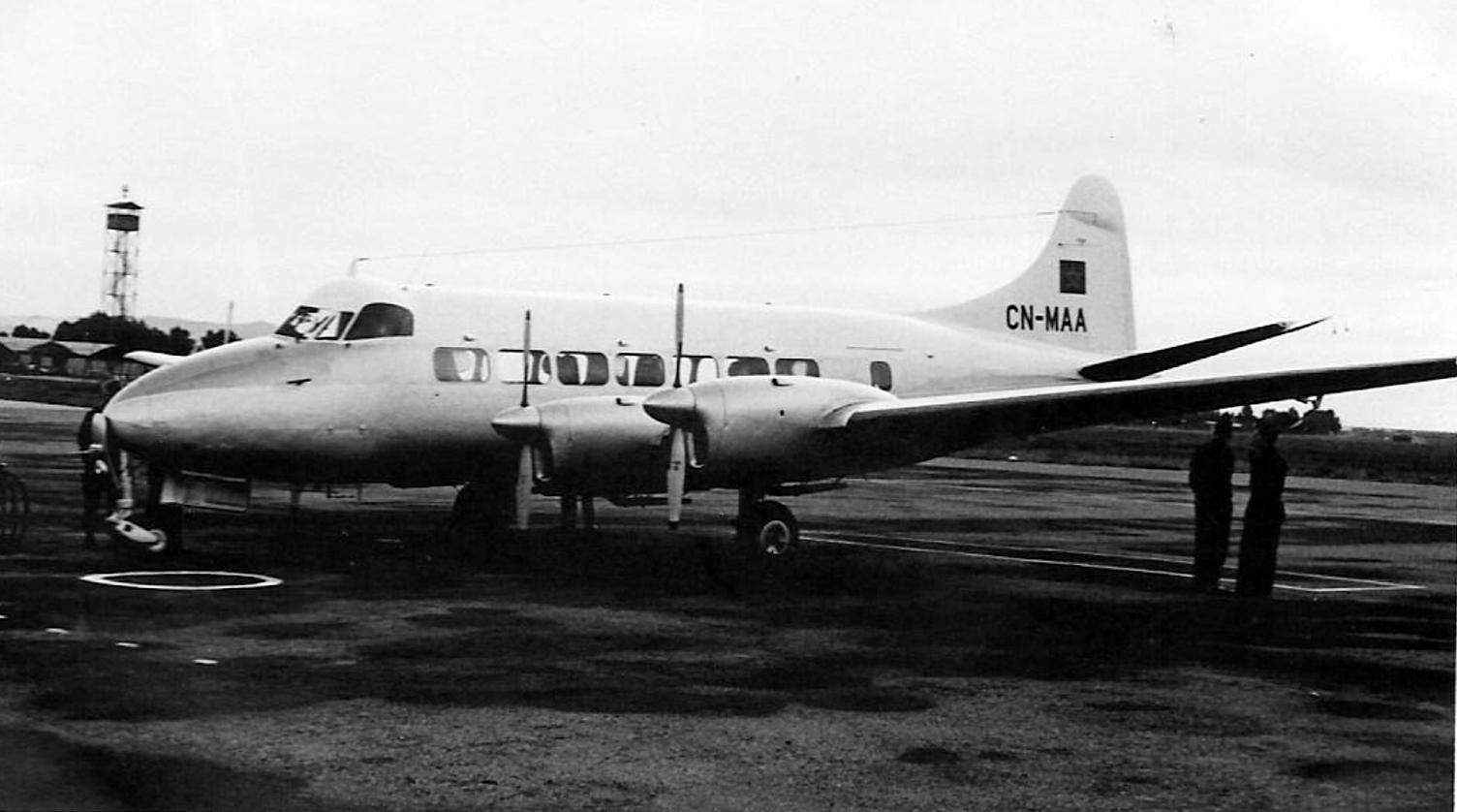 Base aérienne 708 - Meknès Clipb425