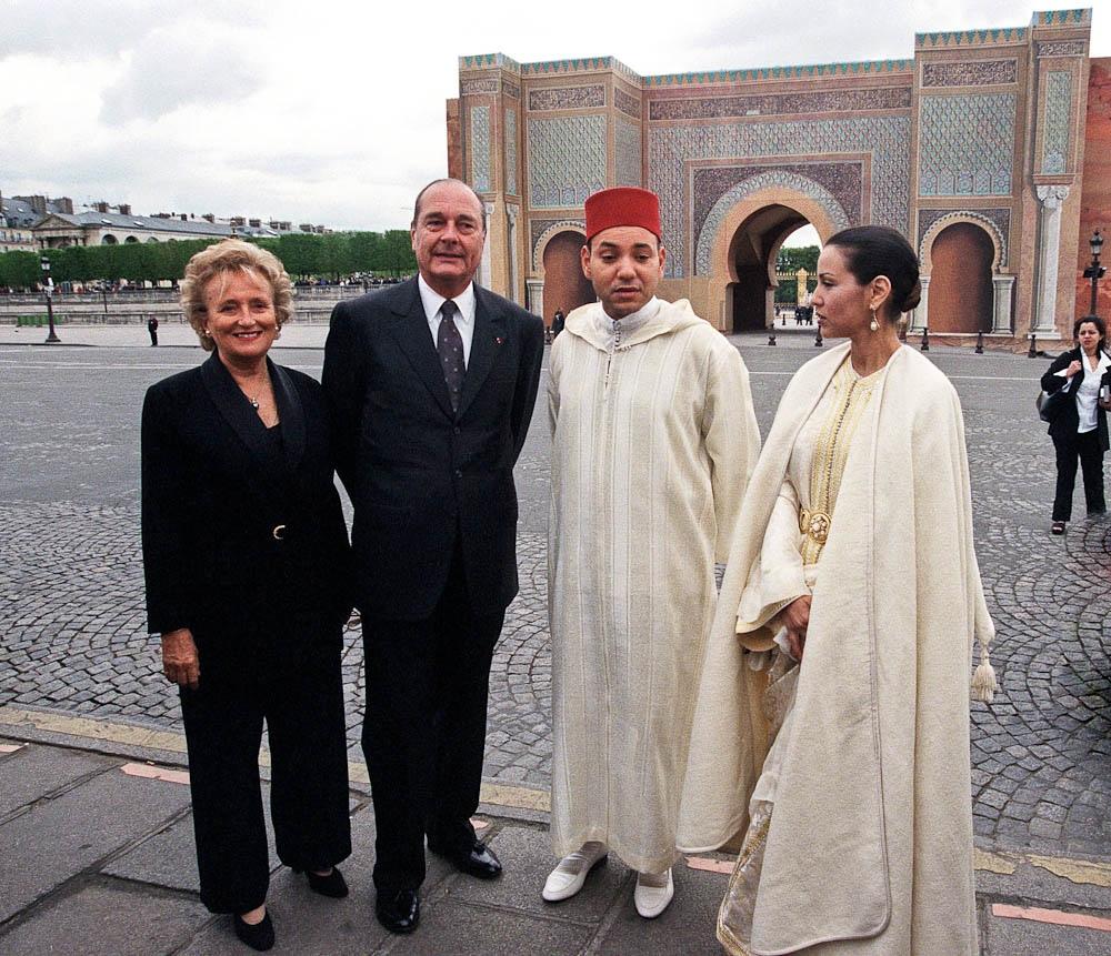 La Garde Royale Marocaine / Moroccan Royal Guard - Page 11 Clipb442