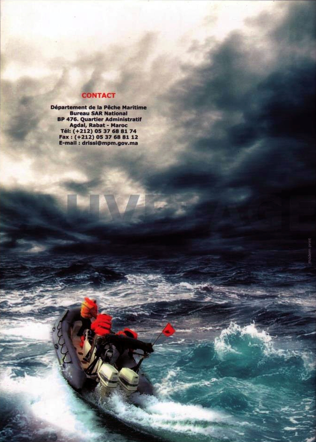 Sauvetage maritime au Maroc / service de recherche et de sauvetage  - Page 3 Clipb481