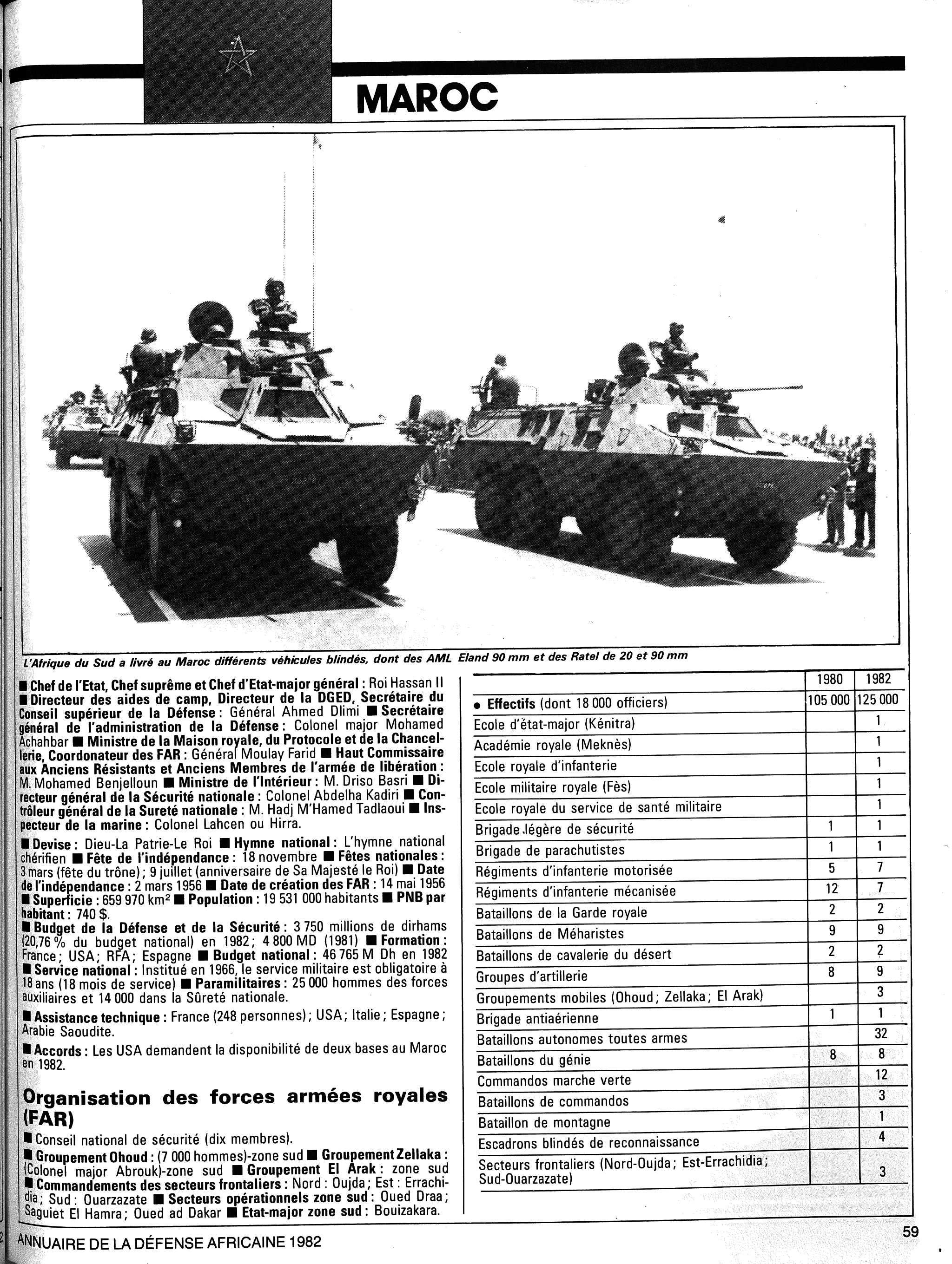 Articles - Magazines - Livres sur les FAR Clipb495