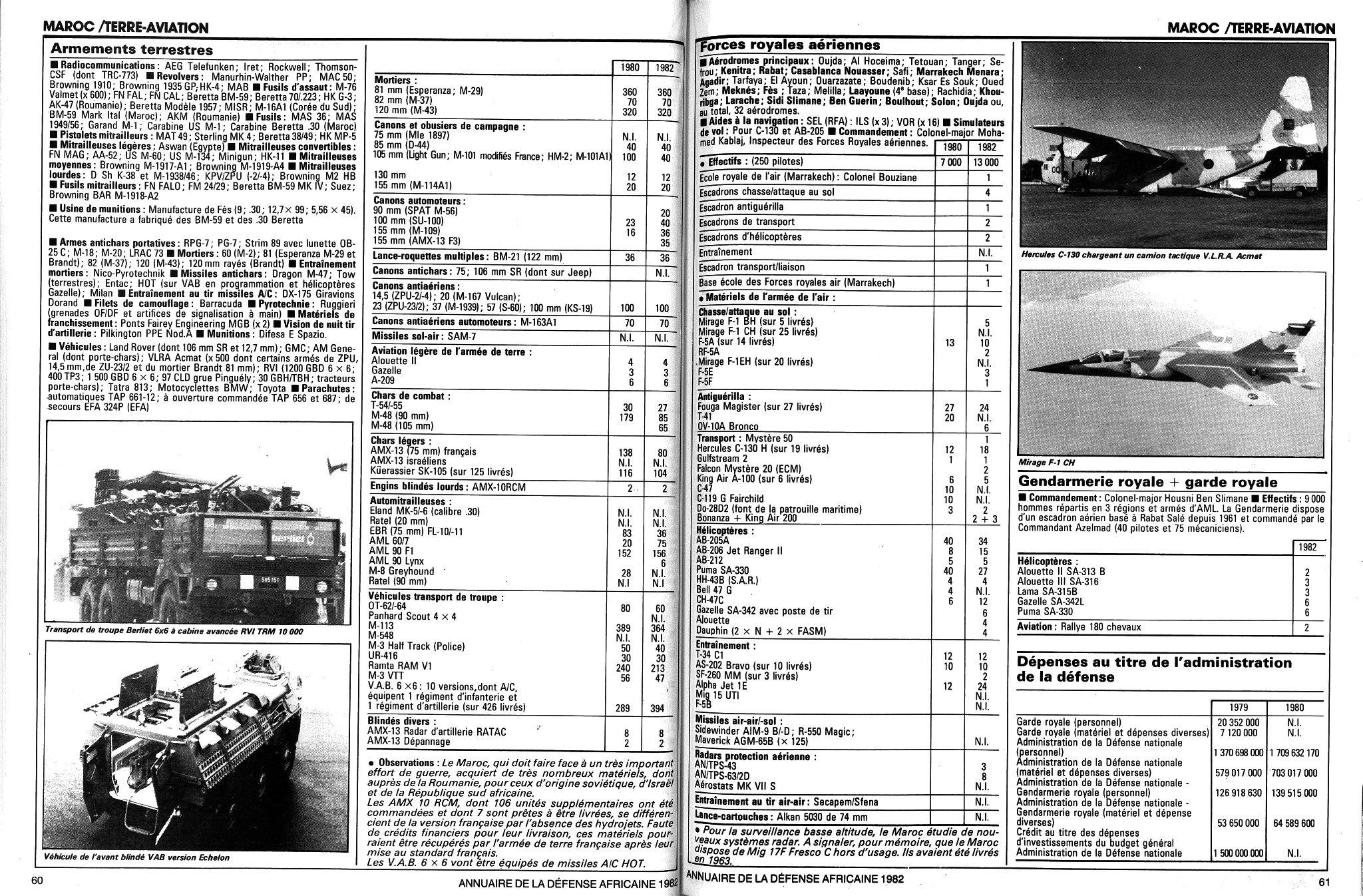 Articles - Magazines - Livres sur les FAR Clipb496