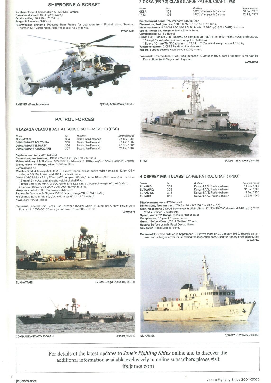 Articles à propos de la Marine Royale Marocaine Clipb500
