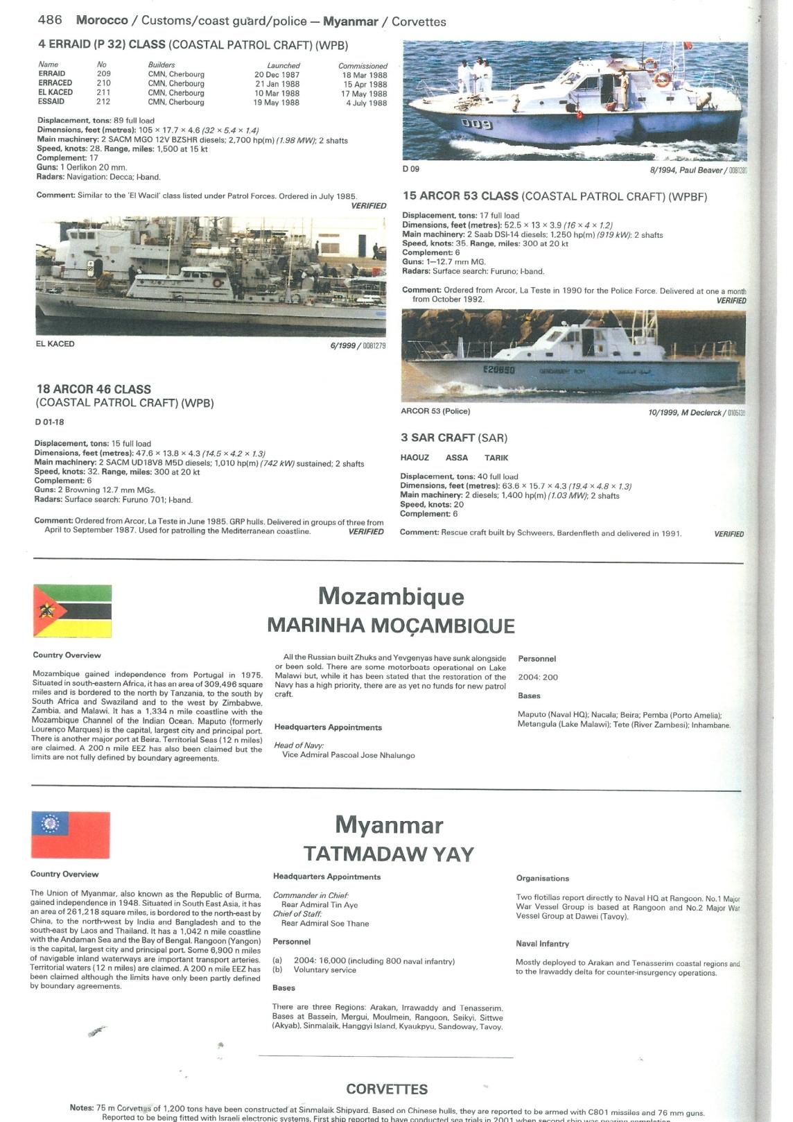 Articles à propos de la Marine Royale Marocaine Clipb501
