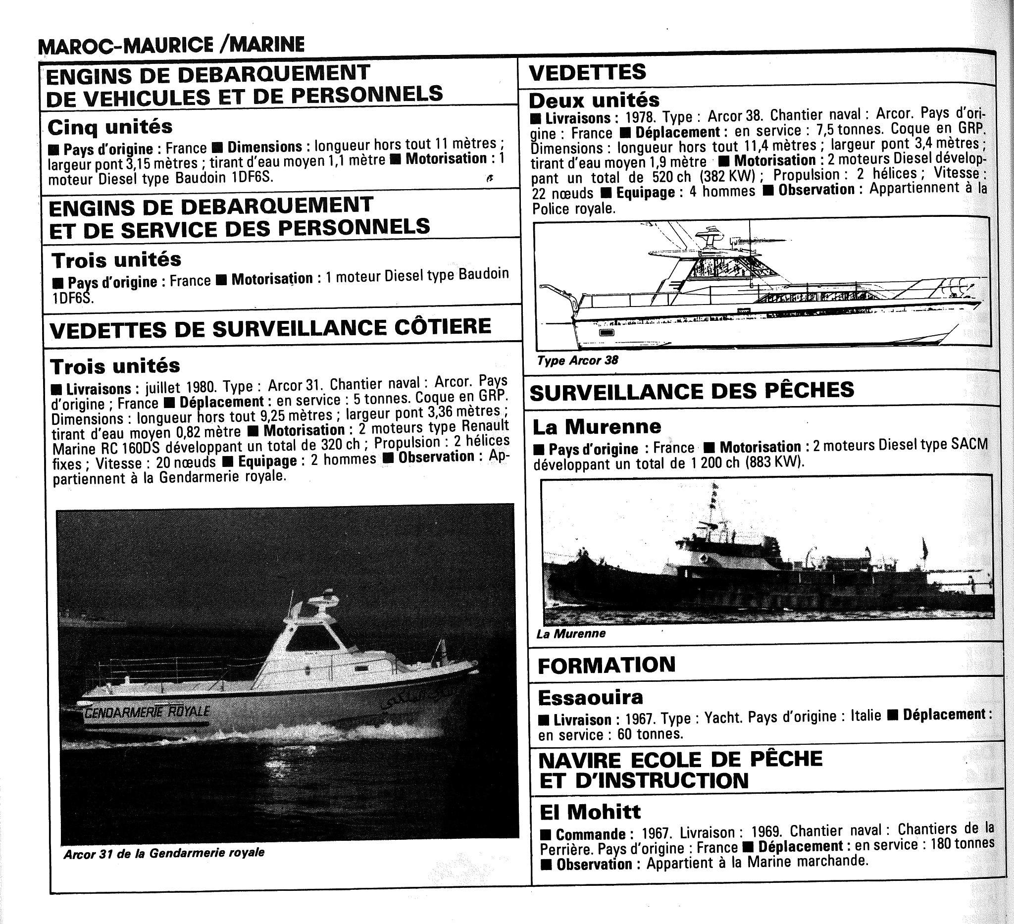 Articles à propos de la Marine Royale Marocaine Clipb504