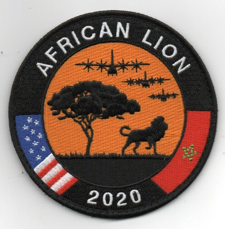 Exercice African Lion 2020 Clipb727